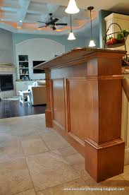 gel stain kitchen cabinets before and after how to stain without the breakfast bar evolution of
