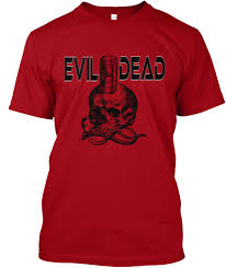 evil dead t shirts special discount evil dead products from
