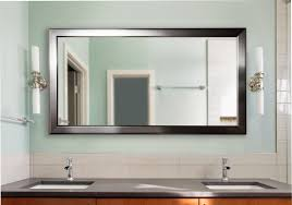 rayne mirrors rounded double vanity wall mirror u0026 reviews wayfair