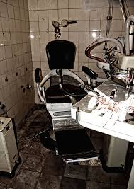 Vintage Dentist Chair Old Dentist Chair By Sinn3r Deviantart Com On Deviantart Pain