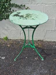 Vintage Bistro Table Picture Of Beautiful Vintage Bistro Table French Bistro