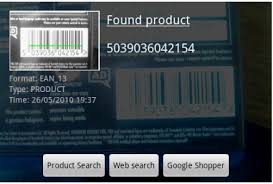 barcode reader app for android android barcode scanner app review apps hyper