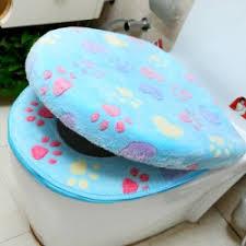 couvre siege wc housse pour siege de toilette housse abattant wc couvre siege wc