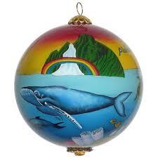 whales volcanoes and more hawaiian ornament by design