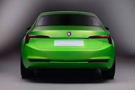 skoda visionc concept aims for style at geneva show motor trend wot