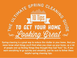 Spring Cleaning Tips The Ultimate Spring Cleaning Guide 10 Tips To Get Your Home Looking U2026
