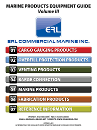 erl marine catalog pdf mechanical engineering nature