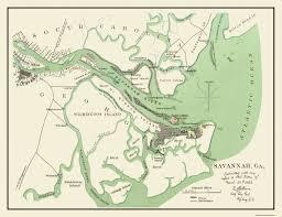 Map Of Georgia Cities 25 Best Ideas About Map Of Savannah Ga On Pinterest Savannah Ga