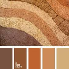 an earth inspired color palette warm earthy tones color