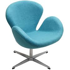 amazon com modway wing lounge chair in baby blue kitchen u0026 dining
