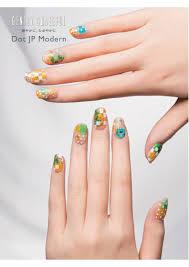 japan nailist association unveils latest nail art trends theme