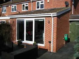 floor house single storey rear extension at spondon derby creation building