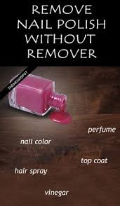 7 best ways to remove nail polish without remover top nail