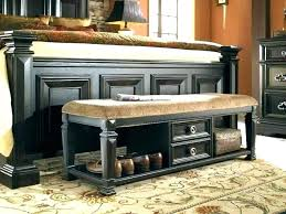 bed bench storage bed bench with storage end of bed storage bench bedroom benches