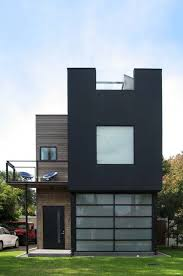 modern expression of architecture in a historic neighbourhood