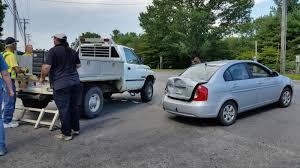 drivers passenger uninjured in rockport two car crash penbay pilot