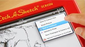 etcher turns your ipad into an etch a sketch wired