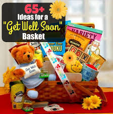 get well soon basket 65 ideas on items for a get well soon care basket