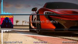 mclaren p1 the weeknd the weeknd u2013 starboy instrumental bass boosted hd youtube