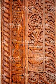 Wood Carving Designs Free Download by Wooden Carving Shri Damodar Temple Goa India Stock Photo 494209769