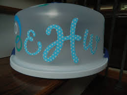 personalized cake plate 38 best circut personalized cake carrier ideas images on