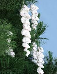 bernat icicle ornaments crochet pattern yarnspirations