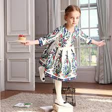 monsoon kids wl monsoon party dress children vestidos brand kids costume