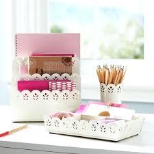 Pink Glass Desk Desk Office Depot Desk Organizer Sets Wood Desk Accessories Sets