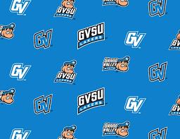 fleece grand valley state university lakers gvsu turquoise college