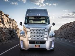 the world u0027s first self driving semi truck hits the road wired
