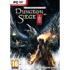 dungeon siege 3 retribution dungeon siege iii 3 limited edition pc ozgameshop com