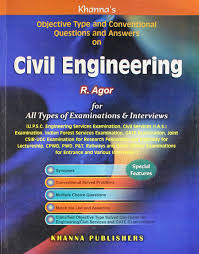buy civil engineering objective type and conventional questions