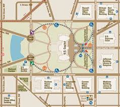 map us dc getting to the capitol u s capitol visitor center