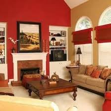 red accent wall living room colors 8 jpeg 390 391 interior