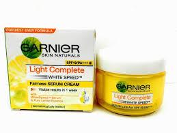 Serum Vitamin C Garnier garnier skin naturals light complete fairness serum spf 19 review