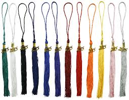 tassel graduation one color graduation tassels 9 inch tassel