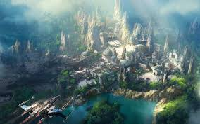 when is thanksgiving date star wars land finally has an opening date