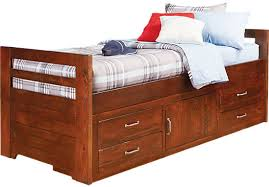 rooms to go twin beds shop for a carter s kids collection lost creek espresso 4 pc twin