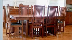 Mission Style Dining Room Furniture Mission Style Dining Chairs Bmorebiostat