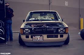 volkswagen pickup slammed a caddy from heaven stancenation form u003e function