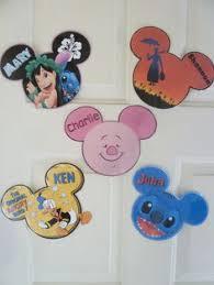 premium disney magnets personalized cruise door decorations