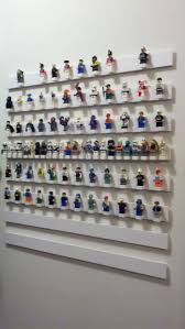 Wall Collection Ideas by 25 Unique Mini Figure Display Ideas On Pinterest Lego Display