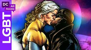 Count Characters In Access History Of Lgbt Characters At Dc