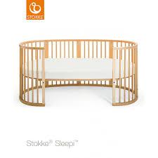 Stokke Mini Crib by Stokke Sleepi Bed Sleepi Junior Extension Cots Cot Beds