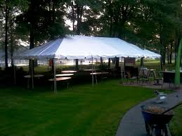 tent and table rentals boardman ohio tent rental party rentals chair rentals
