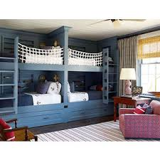 Kids Rooms Bunk Beds And Builtins Family Style Polyvore - Kids novelty bunk beds