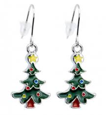christmas earrings christmas earrings swistle
