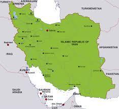Asia Blank Map Map Of Iran Cities Lapiccolaitalia Info