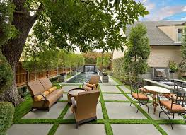 Backyard Landscaping Las Vegas Las Vegas Backyard Patio Contemporary With Outdoor Room