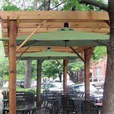 pavilion pergolas shade structures